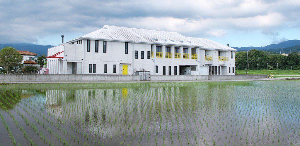 山口医院の建物